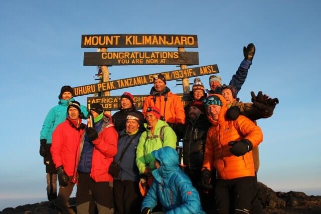Mount-Kilimanjaro-Rongai-Route-6-Day-Itinerary